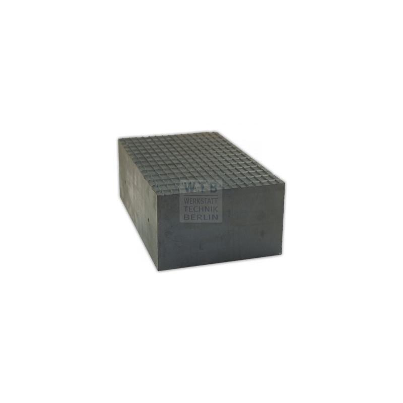 Gummiklotz 85 mm