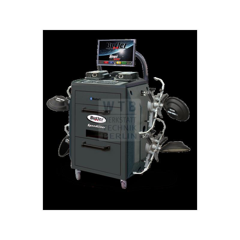 Butler Achsmessgerät SpeedLiner 3D HPR ( Speed3DHPR )