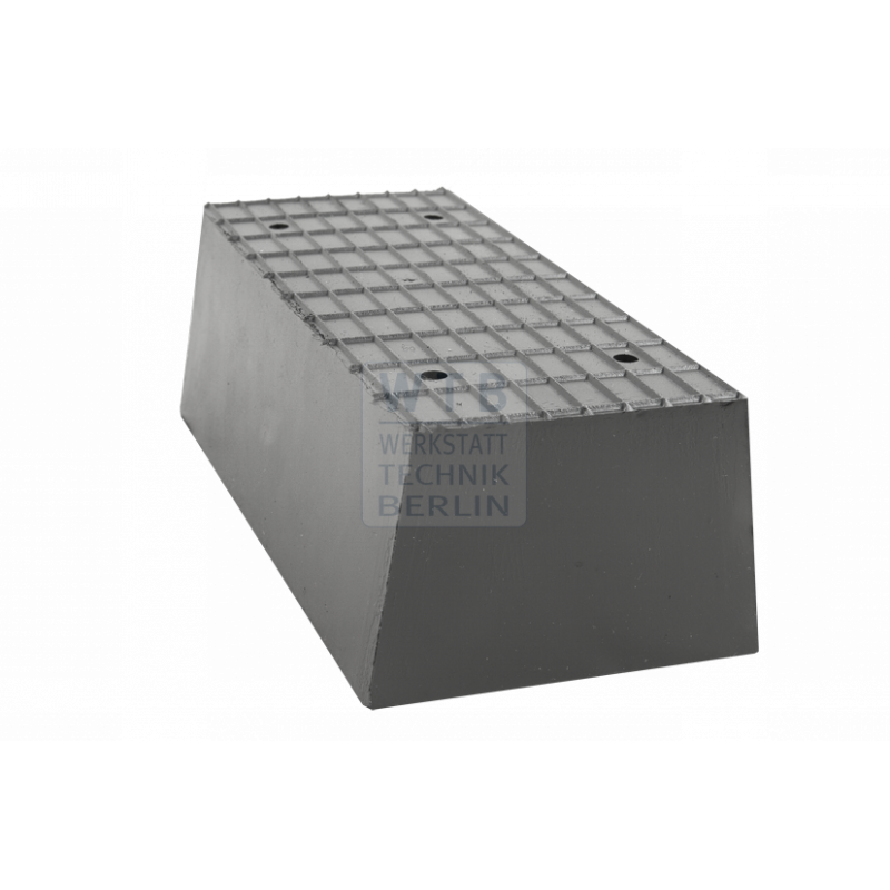 Gummiklotz 70 mm