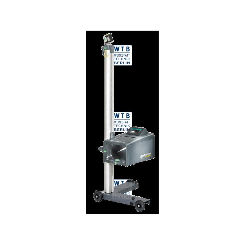 Beissbarth Scheinwerfereinstellgerät MLD 9000