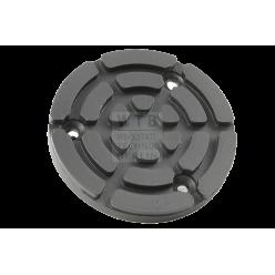 Gummiauflage Zippo, Gummiteller Zippo-Hebebühne, 120 mm