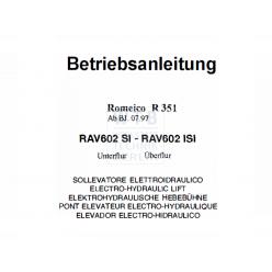 Beissbarth Romeico R351 Dokumentation