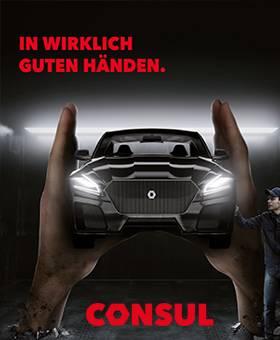 Consul Werkstattausrüstung GmbH - Hersteller von Hebebühnen